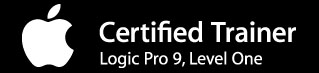 Logic Pro 9 Certified Trainer